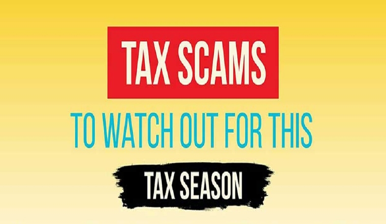 12 Tax Scams To Watch Out This Tax Season #Infographic