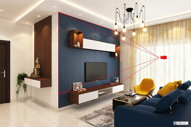 【Adobe Lightroom】輕鬆搞定透視變形 --- 抑制透視變形的方式