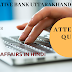 Current Affairs for Cooperative Bank Uttarakhand - Attempt Quiz ( 13March 2019)