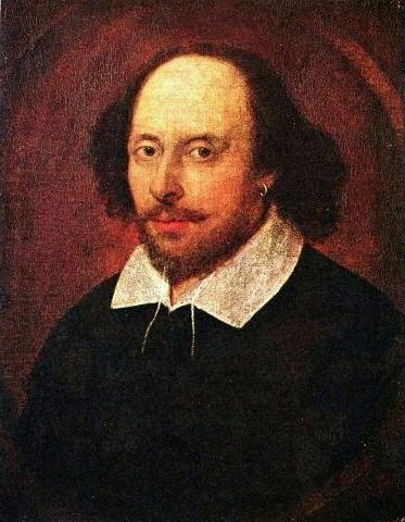 "18 William Shakespeare Inspirational Quotes: ""A fool thinks himself to be wise, but a wise man knows himself to be a fool."""