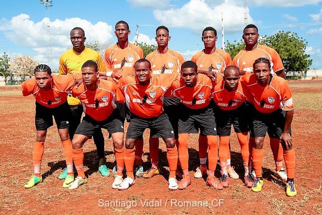 Romana FC equipo Liga Mayor 2014