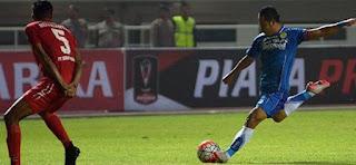 Persib Bandung tempat ke-3 Piala presiden jokowi 2017