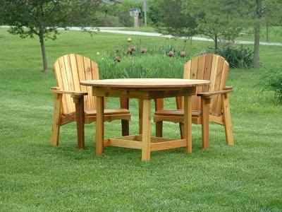 kursi taman unik dan keren