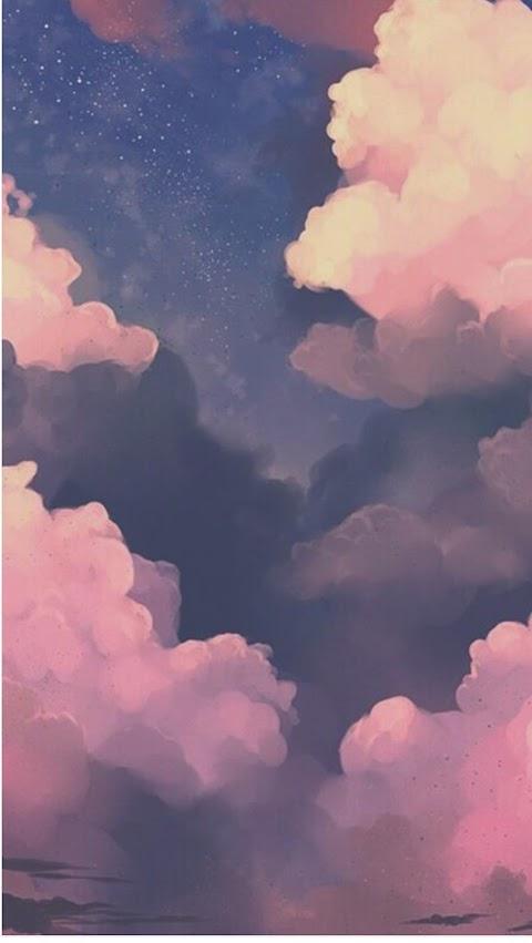 Làn Mây Hồng Trong Đêm