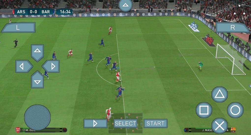 Jadikan Androidmu Seperti PS, Coba Mainkan 5 Game Sepakbola Ini