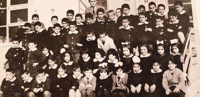 Kırşehir Mithat Sağlam İlkokul 3/A Sınıfı Öğrencileri Çocukluk resminizi tanıdınız mı?