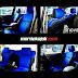 TOYOTA GRAND INNOVA jok permanent black vs gogo blue