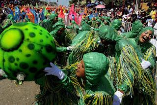 Danzas Carnaval de Barranquilla