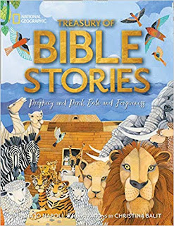 Treasury of Bible Stories National Geographic