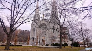 Canada Québec Sanctuaire de Sainte-Anne-de-Beaupré