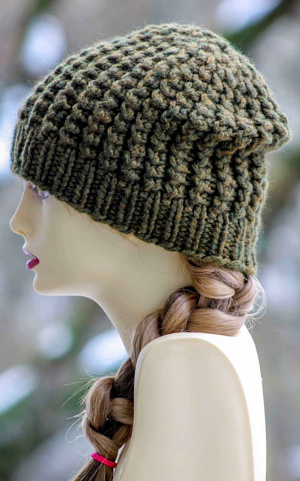 Balls to the Walls Knits: hat