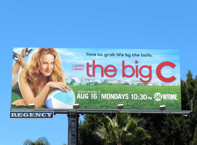 The Big C season 1 billboard