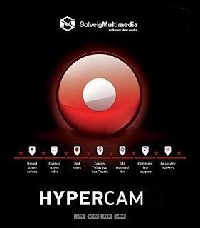 برنامج, إحترافى, لتسجيل, وتصوير, ما, يحدث, على, شاشة, الكمبيوتر, وعمل, الشروحات, HyperCam