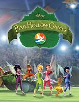 Los Juegos de la Hondonada de las Hadas / Campanilla y los Juegos de Pixie Hollow