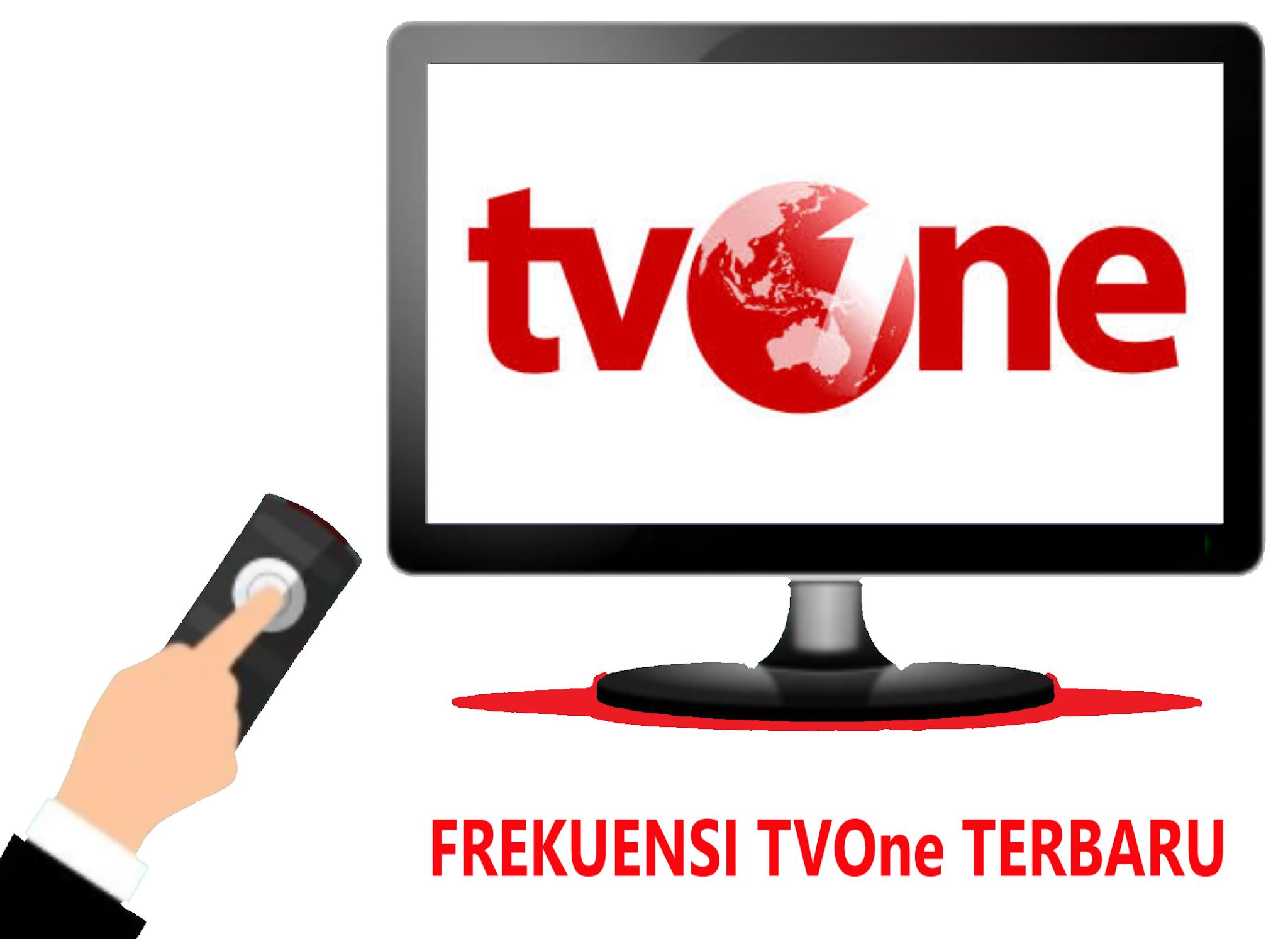 Frekuensi TVOne Terbaru Di Telkom 4 Update 2020