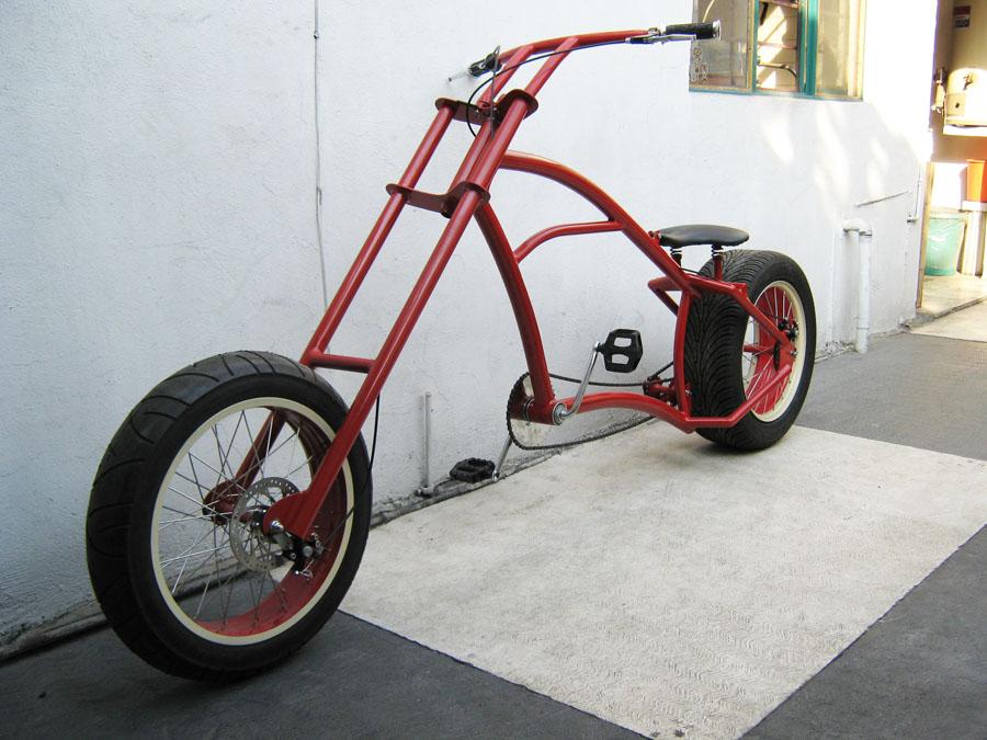 Moto Custom Biciclette Chopper Hot Rod Custom