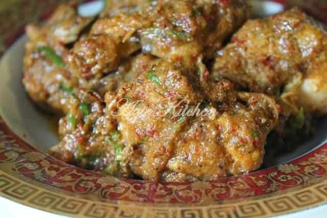 Rendang Ayam Nur Qaseh