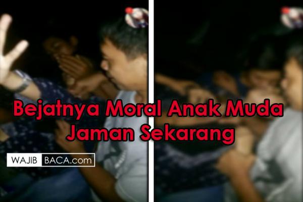 Moral Generasi Muda Makin Bejat, Ada Apa dengan Bangsa Kita ini?