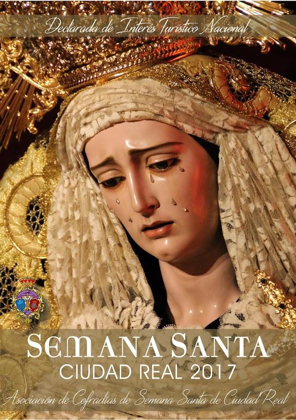 Horario e Itinerario Semana Santa Ciudad Real 2017