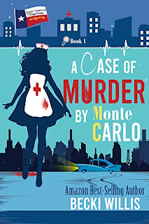 A Case of Murder by Monte Carlo - A Texas General Cozy Case Mystery by Becki Willis