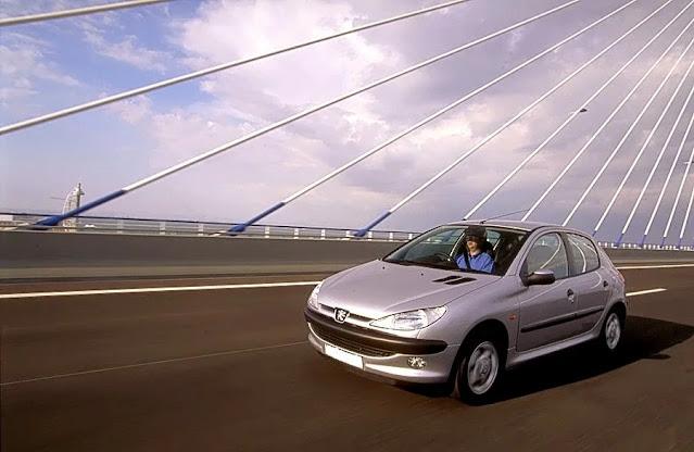 Promo servis Peugeot 206