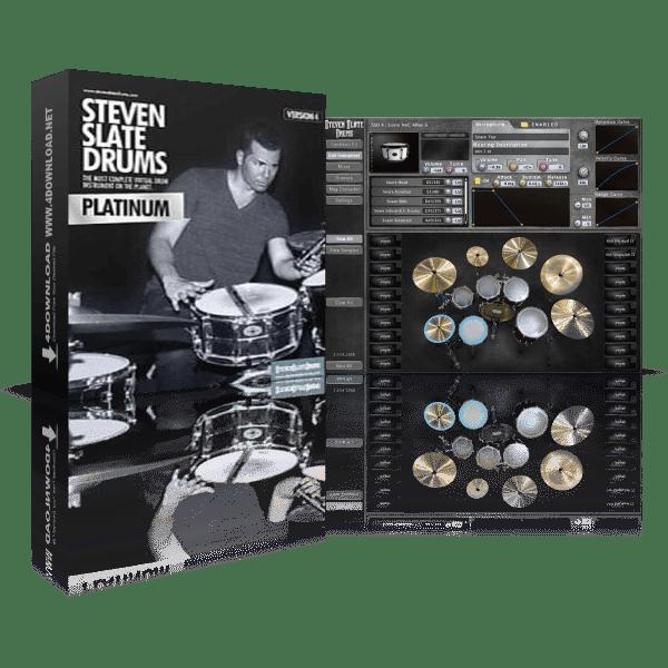 Steven Slate Drums SSD4 Sampler v1.1 Full version