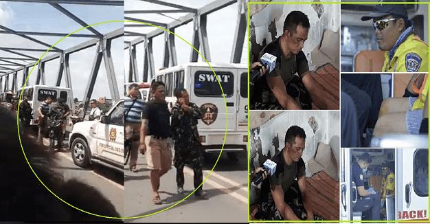 Sundalo Galing Gyera sa Marawi, Ipinakulong ng Traffic Enforcer