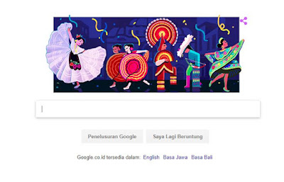 Google Doodle Amalia hernandez
