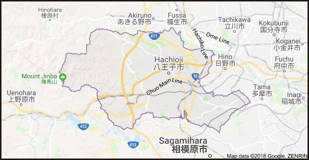 Edo the EDOPEDIA Hachioji district