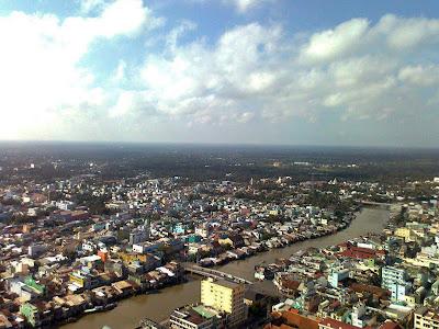 My Tho City - Vietnam