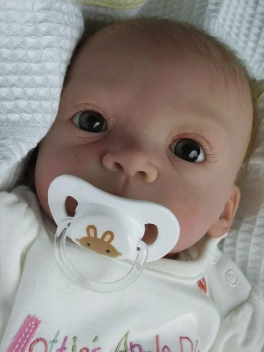 Куклы младенцев от Glenda Ewart 6