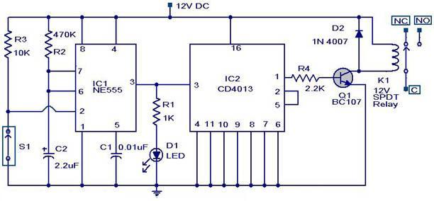 Proximity Sensor Wiring Diagram Pinout Free Download Wiring