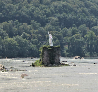 Statue of Liberty in Dauphin County, Pennsylvania