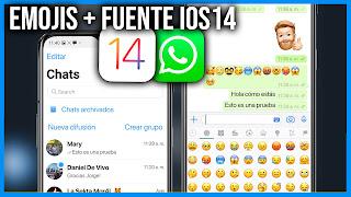Cómo INSTALAR el último WhatsApp de iOS 14 en Android