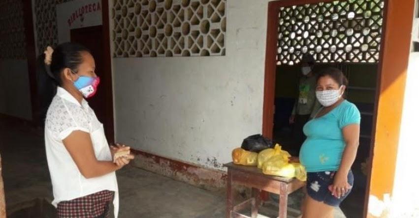 Qali Warma y autoridades regionales y locales de Loreto reafirman el compromiso de garantizar el servicio alimentario escolar