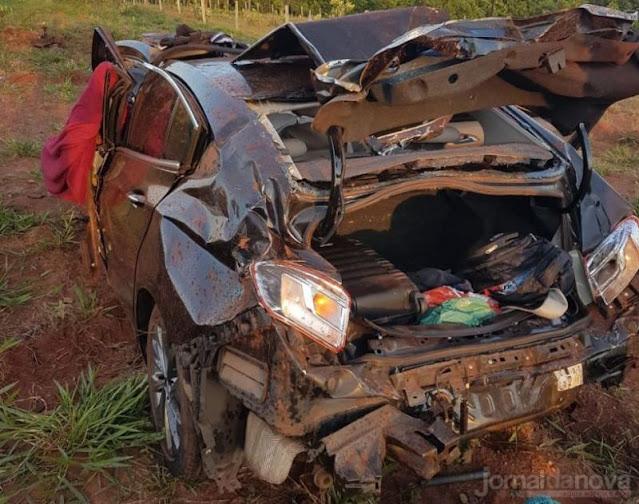 Moradores da região morrem em acidente no Mato Grosso do Sul -  Adamantina Notìcias