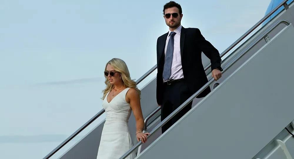 وزنه 13 قيراطا وسعره أكثر من مليون دولار.. تعرف على خاتم خطبة ابنة ترامب.. صور