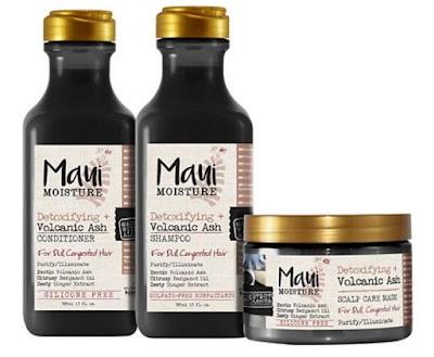 Maui Moisture Detoxifying + Volcanic Ash