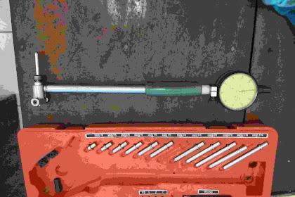 Cara Mudah membaca dan Menggunakan Cylinder Bore Gauge