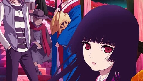 Jigoku Shōjo/Hell Girl Anime's Fourth Season Gets New Promo Trailer, Visual and Release Date.