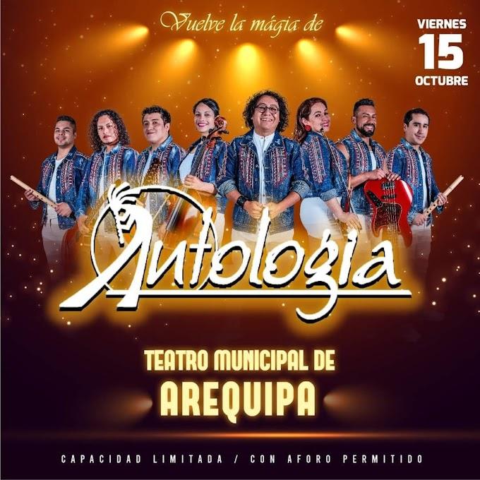 Antología en Arequipa 2021 - 15 de octubre