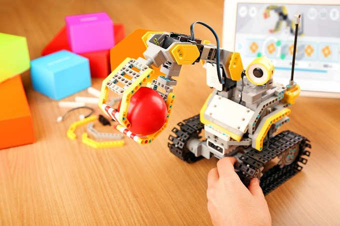 Building And Coding Builderbots, Unlimited Possibility With Affordable Price