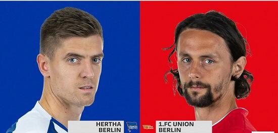 Hertha berlin vs Union Berlin Dream11 Tips and team