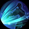 Skill 1 Silvanna - Cometic Lance