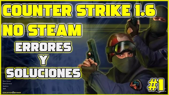 Solución master servers Counter Strike 1.6