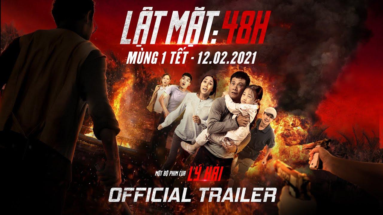 Lật mặt: 48h tung trailer nhiều cảnh hành động dồn dập sẵn sàng ra mắt dịp Tết