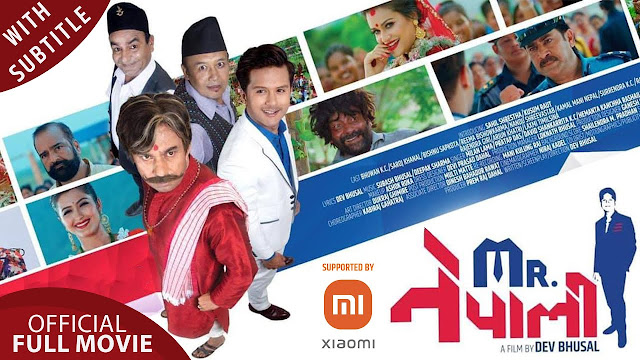 Full Nepali Movie Mr. Nepali Watch Online