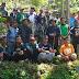 Kelompok Tani Giri Laya Terus Lakukan Penanaman Pepohonan