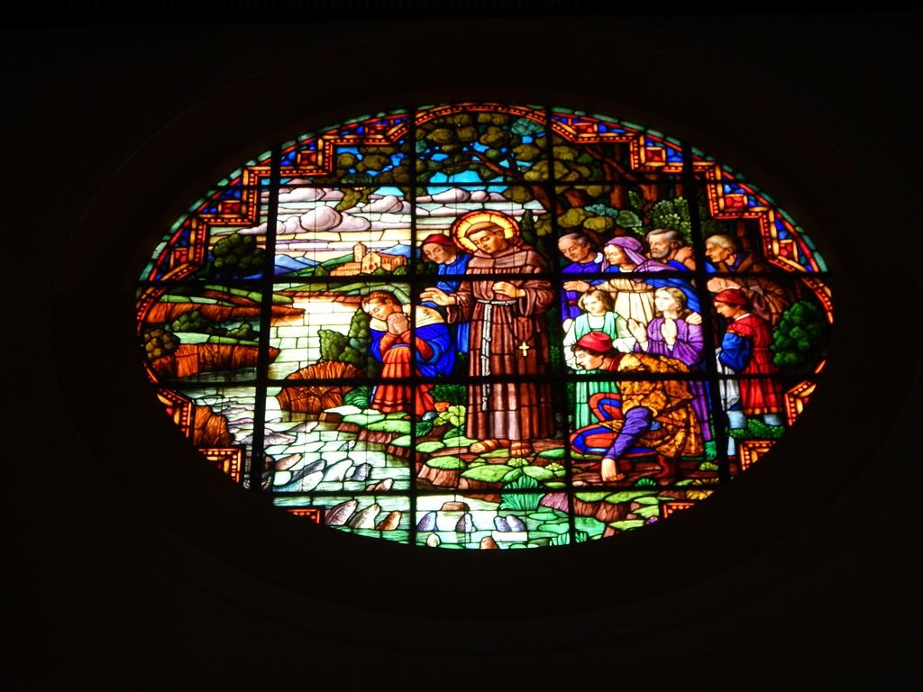 Vitrais da Catedral de Santo Antônio