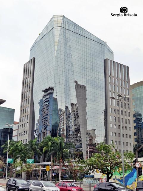 Vista ampla do Edifício Pedro Mariz Birmann 31 - Itaim Bibi - São Paulo
